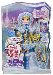 Кукла эвер афтер хай Блонди Локс Эпическая зима  Blondie Lockes  Epic Winter