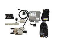 Комплект электроники системы POWER JET PLUS LPG AUTOGAS  ITALIA 4 цил., EURO-4 (ECU, жгут проводов, переключат