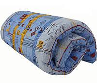 Матрас ватный цвет чехла в ассортименте 190х70х10, вес 7,0 кг