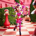 Кукла Mattel Ever After High Кортли Джестер Дорога в страну чудес  Courtly Jester Way Too Wonderland, фото 4