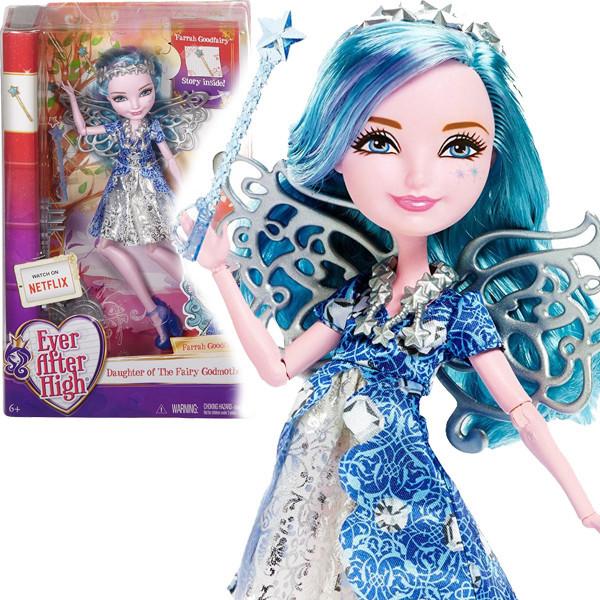 Кукла Ever After High  Фарра Гудфэйри С Подставкой Farrah Goodfairy Basic Dolls
