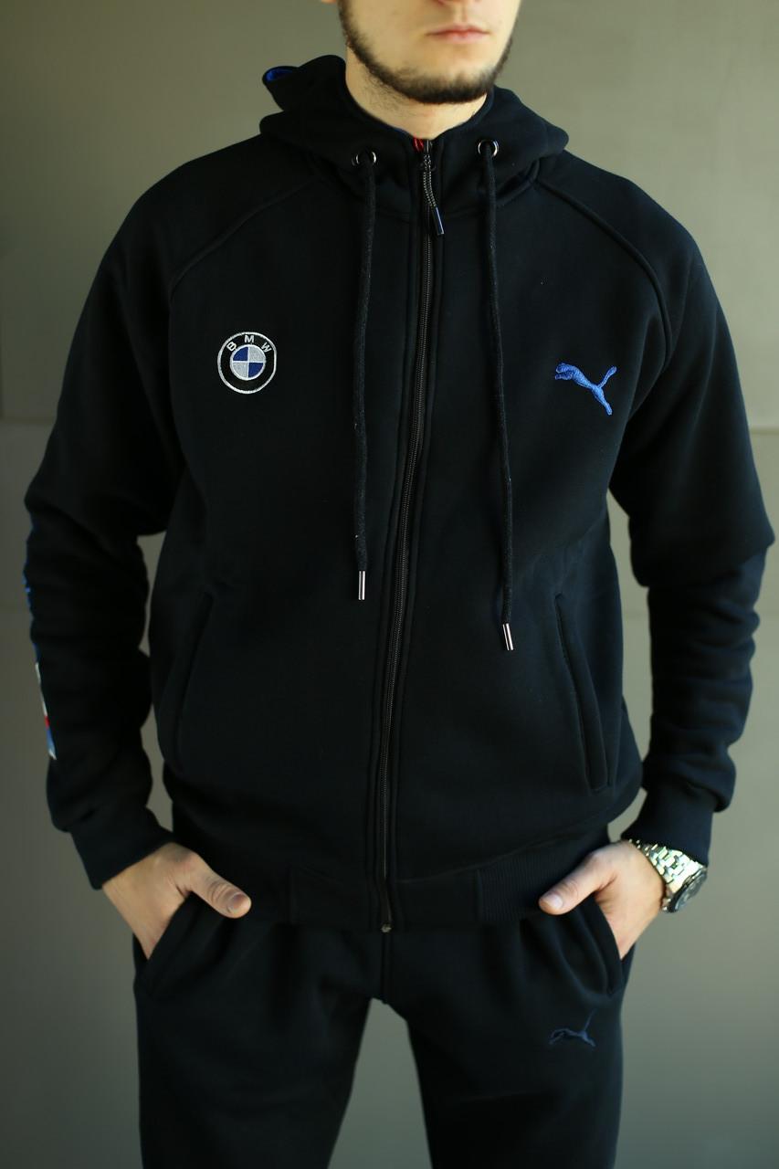 Мужской спортивный костюм Puma Motorsport (зима)
