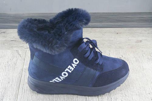 Ботинки зимние на меху Moli, обувь женская, теплая, повседневная