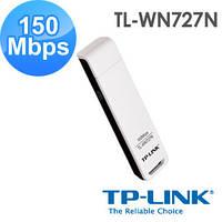 Беспроводной адаптер TP-LINK TL-WN727N, 150 Мбит/с