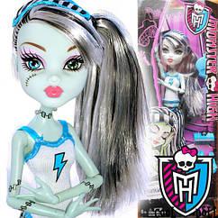 Кукла Monster High Frankie Stein Dead Tired Монстер Хай Френки Штейн Смертельно Уставшие