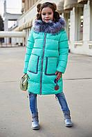 Пальто детское зимнее Рейни