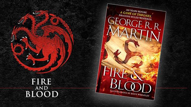 Джордж Мартин «Пламя и кровь»