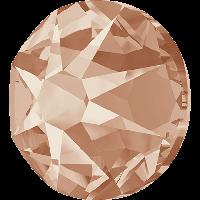 Стразы Swarovski клеевые холодной фиксации 2088 Light Peach F (362)