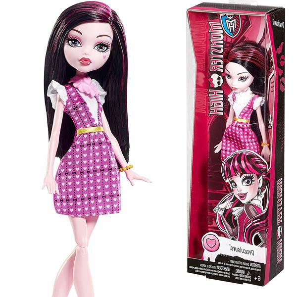 кукла Monster High Draculaura Doll Монстер Хай Дракулаура Бюджетная