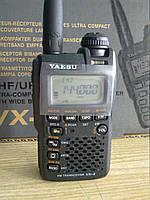 Yaesu VX-3R/E, радиостанция, рация-сканнер