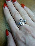 Кольцо корона с золотыми накладками , фото 4