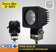 Светодиодная фара, рабочий свет DM-N10-S (10W CREE)