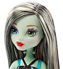 Набор Monster High Boltin' Bicycle Frankie Stein Doll & Vehicle  Фрэнки Штейн и велосипед  Эвер афтер хай, фото 2