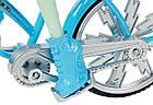 Набор Monster High Boltin' Bicycle Frankie Stein Doll & Vehicle  Фрэнки Штейн и велосипед  Эвер афтер хай, фото 5