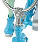Набор Monster High Boltin' Bicycle Frankie Stein Doll & Vehicle  Фрэнки Штейн и велосипед  Эвер афтер хай, фото 6