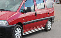 Пороги Fiat Scudo / Фиат Скудо 1995-2006 короткая база, фото 1