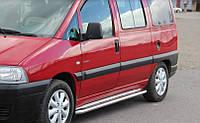 Пороги Fiat Scudo / Фиат Скудо 1995-2006 длинная база, фото 1