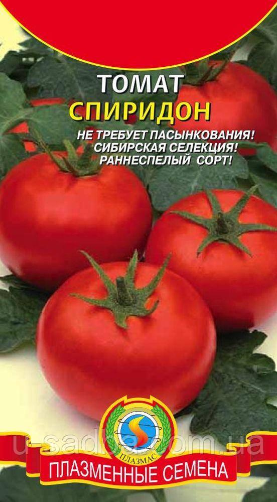 Семена томата Томат Спиридон 20 штук  (Плазменные семена)