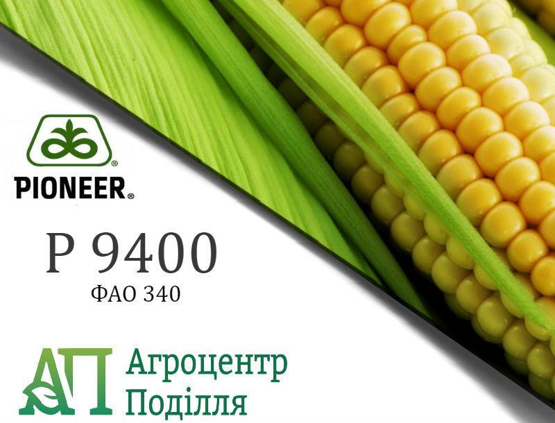Семена кукурузы P9400 / П9400 (ФАО 340) Пионер