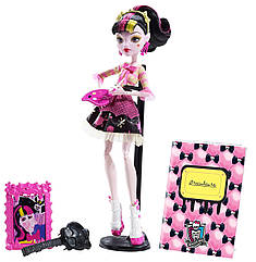 Кукла Monster High Draculaura Art Class Монстер Хай Дракулаура Арт Класс