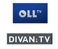 Сервисы OLL.TV и DIVAN.TV  от Сервисной Службы Киевсат