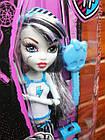 Кукла Monster High Frankie Stein Dead Tired Монстер Хай Френки Штейн Смертельно Уставшие , фото 6