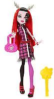 Кукла Monster High Оперетта из серии Чумовое Слияние Монстер Хай Freaky Fusion Operetta
