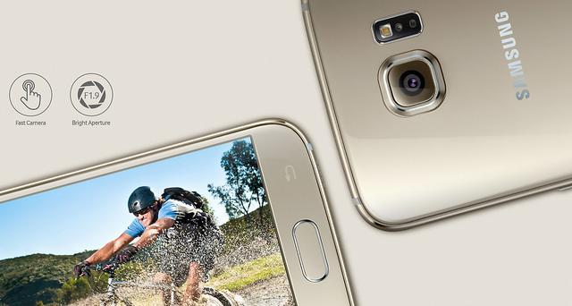 Камера Samsung Galaxy S6 G920