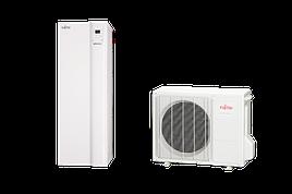 Тепловий насос Fujitsu спліт-система серії COMFORT з ГВС WSYA050DG6/WOYA060LFCA