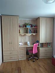 Мебель в детскую комнату, любой сложности, по индивидульным размерам в короткие сроки.