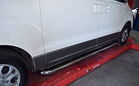 Пороги Hyundai H1 / Хюндай H1 2007-, фото 1