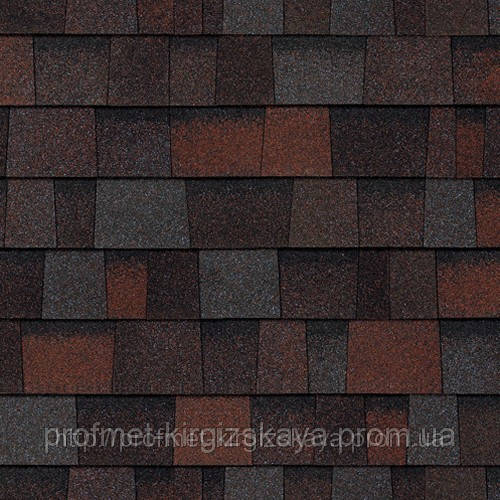 Битумная черепица Owens Corning DURATION® AR DESIGNER COLORS COLLECTION TRUDEFINITION™