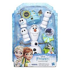Игровой набор Олаф Холодное сердце Disney Frozen Fever Olaf
