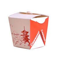 Брендированная коробка для ЛАПШИ