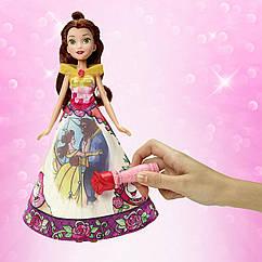 Disney Принцессы Диснея Белль серия Волшебная Юбка Princess Belle's Magical Story Skirt