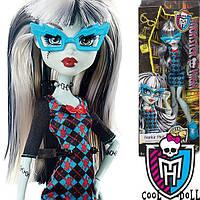 Кукла Монстер Хай Френки Штейн Крик Гиков Гик - Шрик Monster High Geek Shriek Frankie Stein