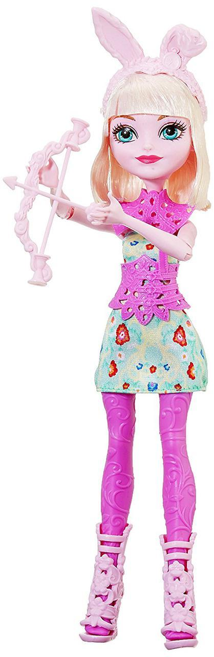 Кукла Ever After High Bunny Blanc Archery Competition Банни Бланк  Стрельба из лука Эвер Афтер Хай