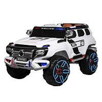 Детский электромобиль джип «Mercedes-Вenz» M 3585EBLR-1 Белый