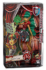 Кукла Монстер Хай Джинафаер Фрик ду Чик Monster High Freak du Chic Jinafire Long