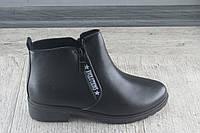 Ботинки зимние на меху Moli, обувь женская, теплая, повседневная из эко кожи