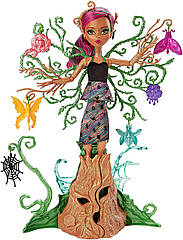 Кукла Монстер хай Триза Торнвиллоу Королева Сада Monster High Garden Ghouls Treesa Thornwillow
