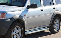 Пороги Land Rover Freelander / Ленд Ровер Фриландер 1998-2006), фото 1