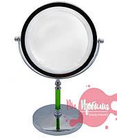 Зеркало с подсветкой на подставке