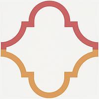 Керамическая плитка Декор Ателье 20х20х6,9 NT\B246\5009