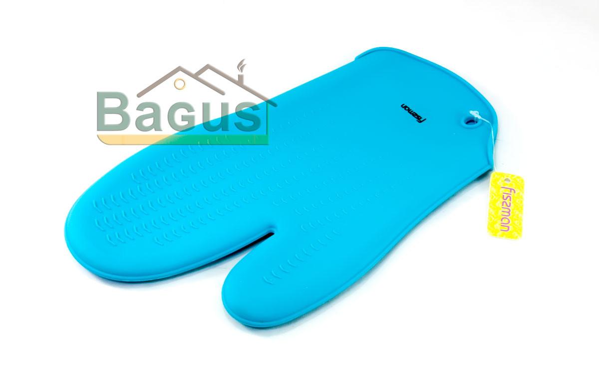 Силиконовая рукавица 27 см Fissman (PR-7398.GL)