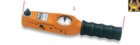 "Стрелочный динамометрический ключ 0.3-4 Nm 1/4"", Beta 590"