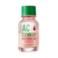 Точечное средство от воспалений Etude House AC Clean Up Pink Powder Spot