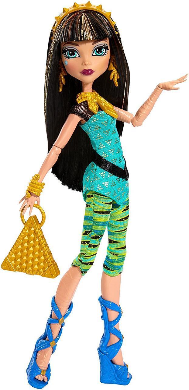 Monster High Клео де Нил Первый день в школе Монстер Хай Signature Look Core Cleo De Nile Doll