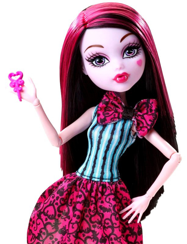 Кукла Монстер Хай Дракулаура серия Скарнивал Monster High   Draculaura Scarnival