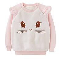 Кофта для девочки 7 р Bunny Jumping Beans (22297)